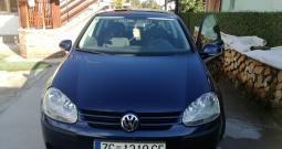 VW Golf V 1.9 TDi, zimske gume sa felgama