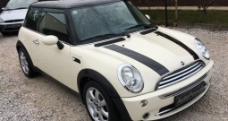 Mini Cooper, 1. 6 16V Pepper