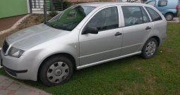Škoda Fabia Combi 1.4, registriran