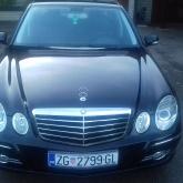 Mercedes-Benz E-klasa 2.2 CDi, registriran
