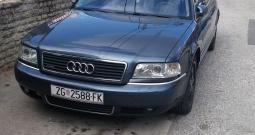 Audi A8 4.2 registriran