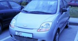 Chevrolet Spark 0.8, registriran