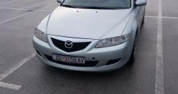 Mazda 6 2.0 registrirana