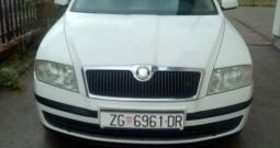 Škoda Octavia 1.9 TDi registrirana