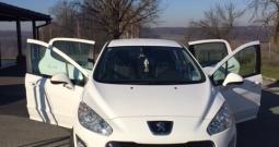 Peugeot 308 1.6 VTi automatik, registriran