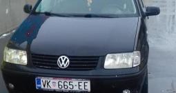 VW Polo 1,4 plin, registriran