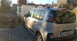 Citroen C3 Picasso seduction Blue HDI 100 BMV