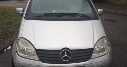 Mercedes Benz Vaneo 1.7 cdi