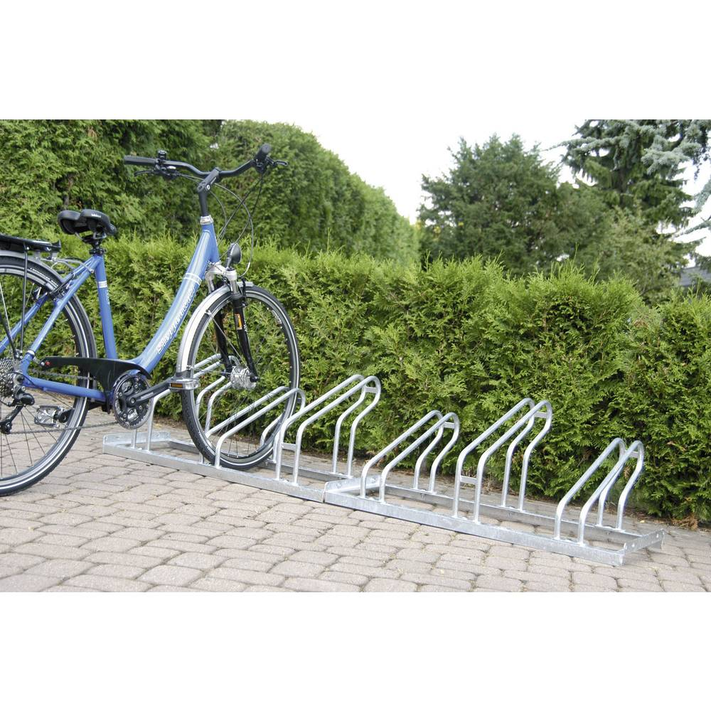 Stalak za bicikle 2 mjesta 1-strani Moravia 169.19.379 čelik, cink-sive boje