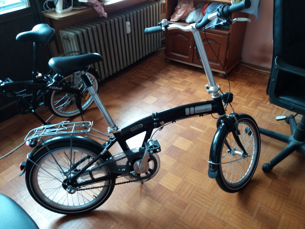 Sklopivi bicikl Dahon Mariner Speed D3