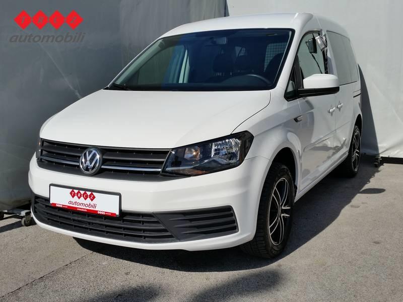 VW CADDY 1,6 TDI