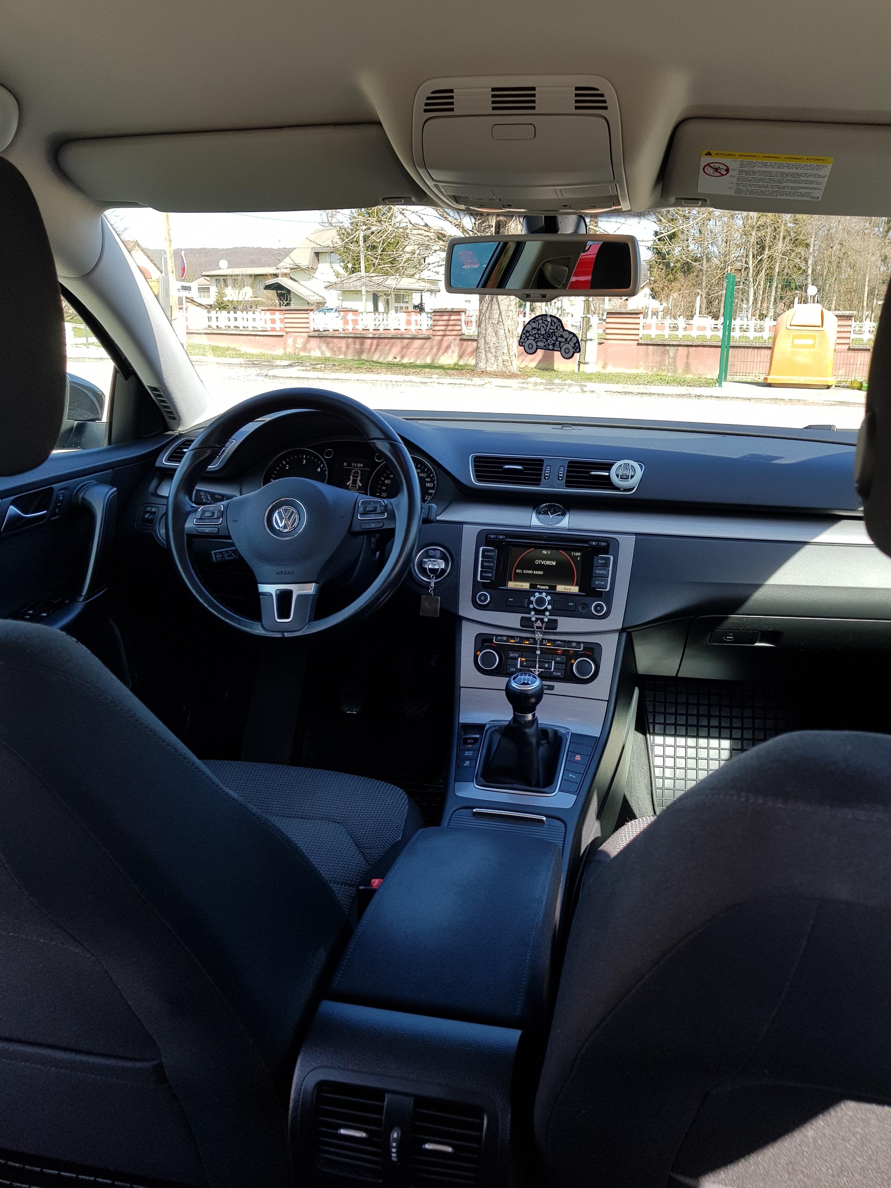 VW Passat 2,0 TDI BMT