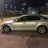 BMW 525 D, redizajn
