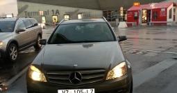 Mercedes 220 C klasa, Avangarde