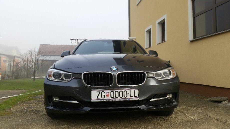 BMW 318d Touring Sportline, 2.0 dizel