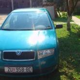 Škoda Fabia Sedan, 1.4 benzin, bez ulaganja