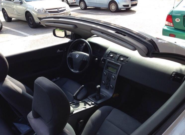 Volvo c70 Cabrio -LPG