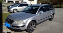 VW Passat Variant, 1.9 TDi, 130 ks, registriran