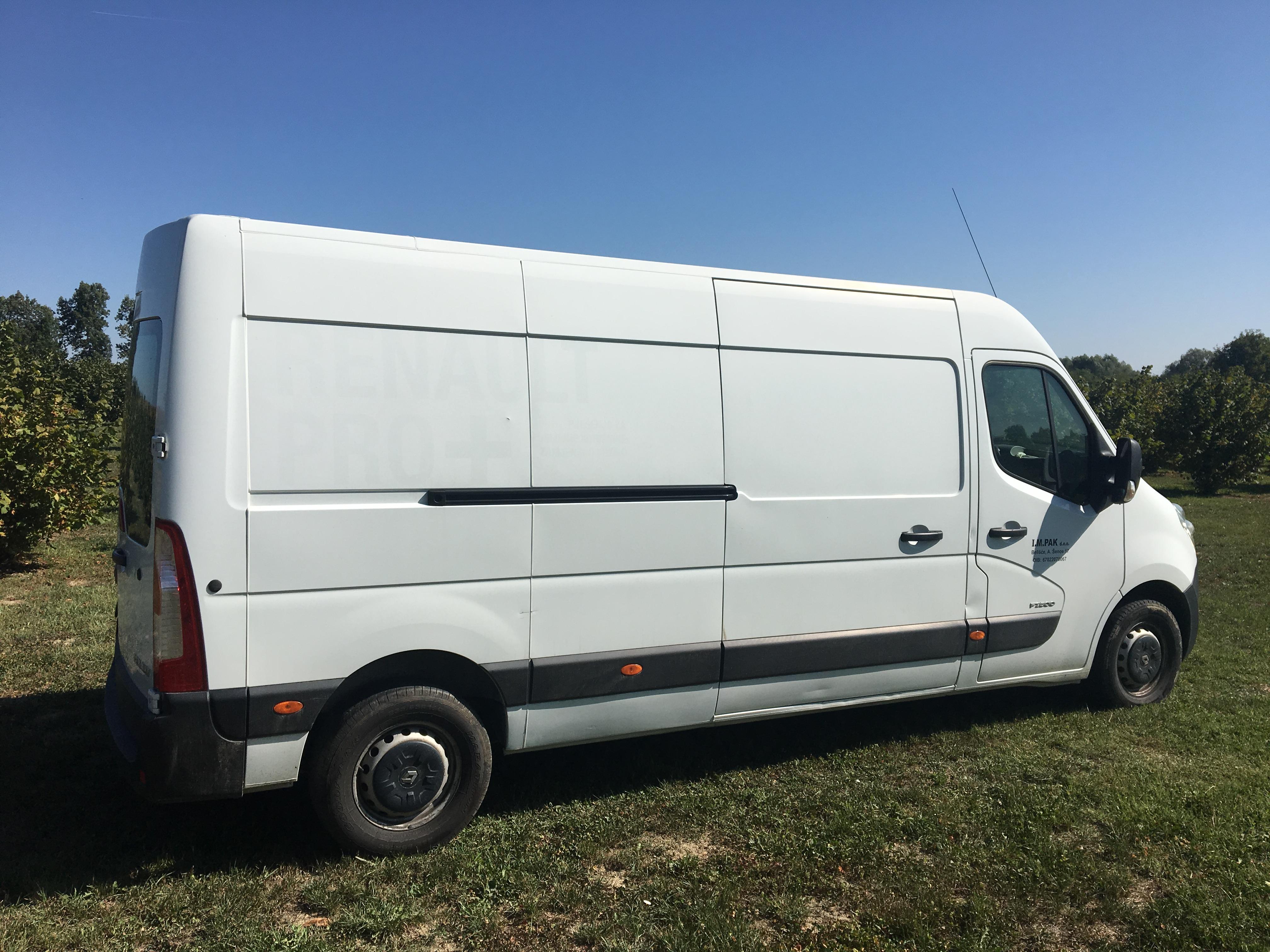 Renault Master 2.3 L3H2