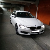 BMW 318 D automatic