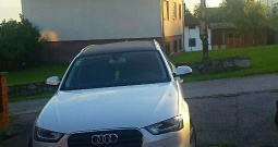 Audi A4 Facelift 2. O tdi 11/2012
