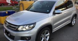 VW Tiguan 2,0 TDI BMT 2 x R Line