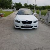 BMW 325i M Coupe, benzin