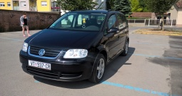 VW Touran 2.0 TDI, 6 brzina, vlasnik, zamjena