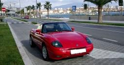 Fiat Barchetta Maggiora 1.8 16v Limited Edition