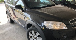 Chevrolet Captiva, vrhunsko stanje, redovito održavan i servisiran