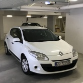 Renault megane 1, 5 dci eco / reg. 10. 2018 / vlasnica / servisna knjiga
