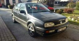 VW GOLF III, 1.9 TDI