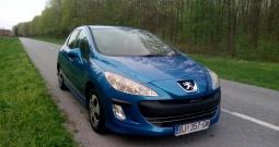 Peugeot 308 1.4 vti PLIN