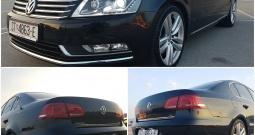 VW Passat B7, 1.6 TDI Bluemotion