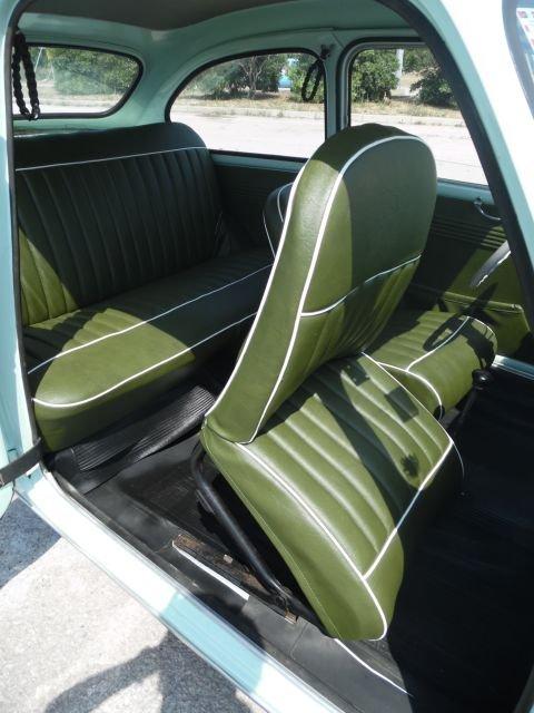 """Fićo 750"""" 1963. godine sa multi-lokom"""