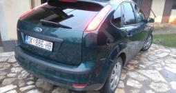 Ford focus 1.8 tdi, 2005g,vrlo dobro stanje, 3900€,petrinja