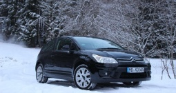 Citroen C4 coupe facelift 1.6 Hdi 109 ks FAP