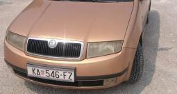 Škoda Fabia combi 1.4MPI