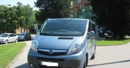 Opel Vivaro 2.5, 2.7 t