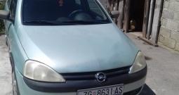 Opel Corsa 2001 godina