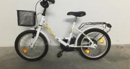 """Dječji bicikl 16"""" s košaricom"""