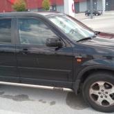Prodajem Honda CR-V 2.0 VTEC, 4x4, plin, 2 seta alu felgi, zimske i ljetne gume, klima, parking s.