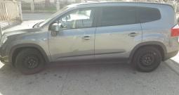 Prodajem obiteljski auto 7 sjedala - Chevrolet Orlando