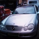 Mercedes CL203 C Sportcoupe