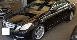 Mercedes-Benz E 250 BE CABRIO