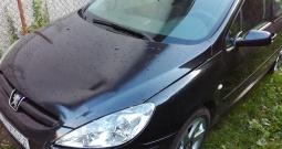 Peugeot 307 1.6 hdi, 110 ks, navigacija