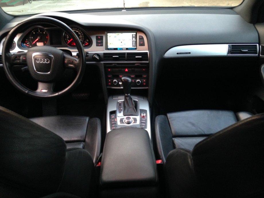 Audi A6 4F (C6) Avant 3.0 V6 TDI Quattro