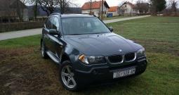 BMW X3 3.0d XDrive