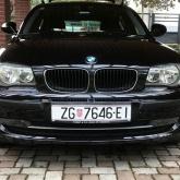 BMW serija 1 116 D, odličan, registracija i kasko do 12/2018.